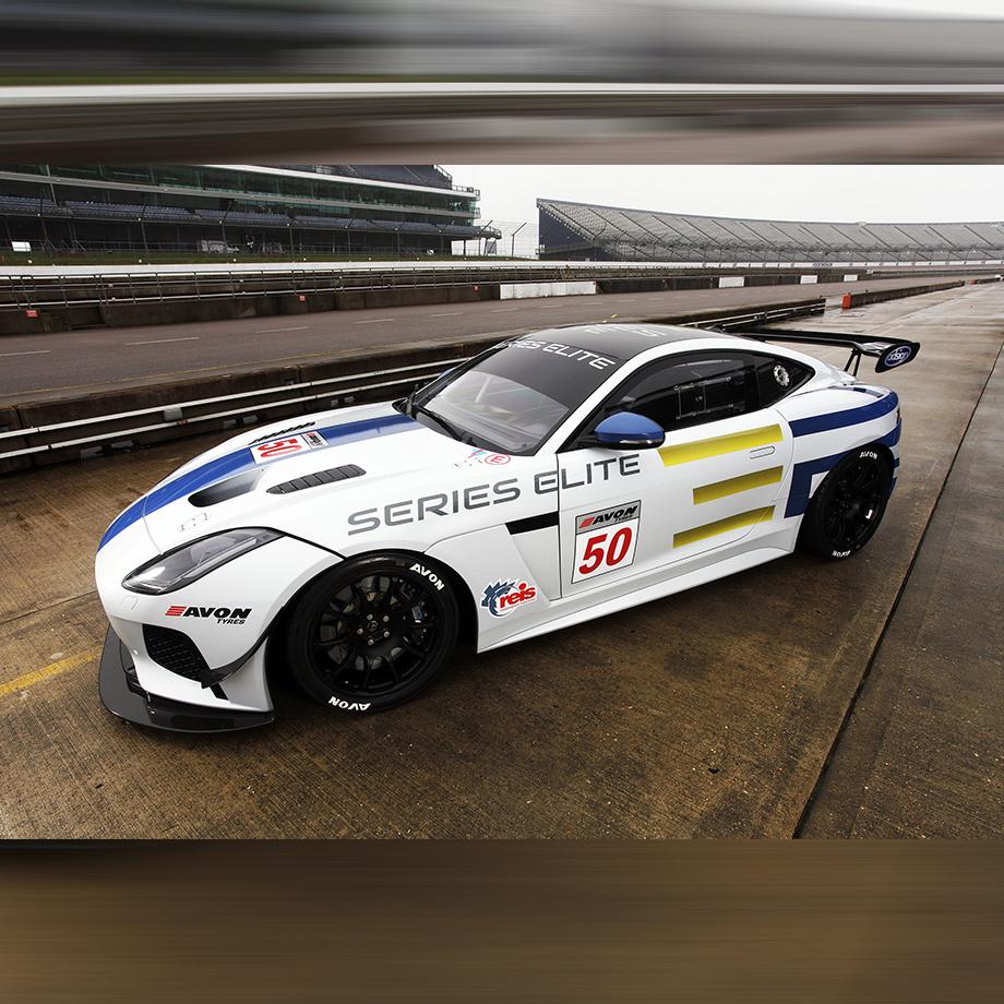 The New Jaguar: Series Elite With Jaguar F-Type GT4
