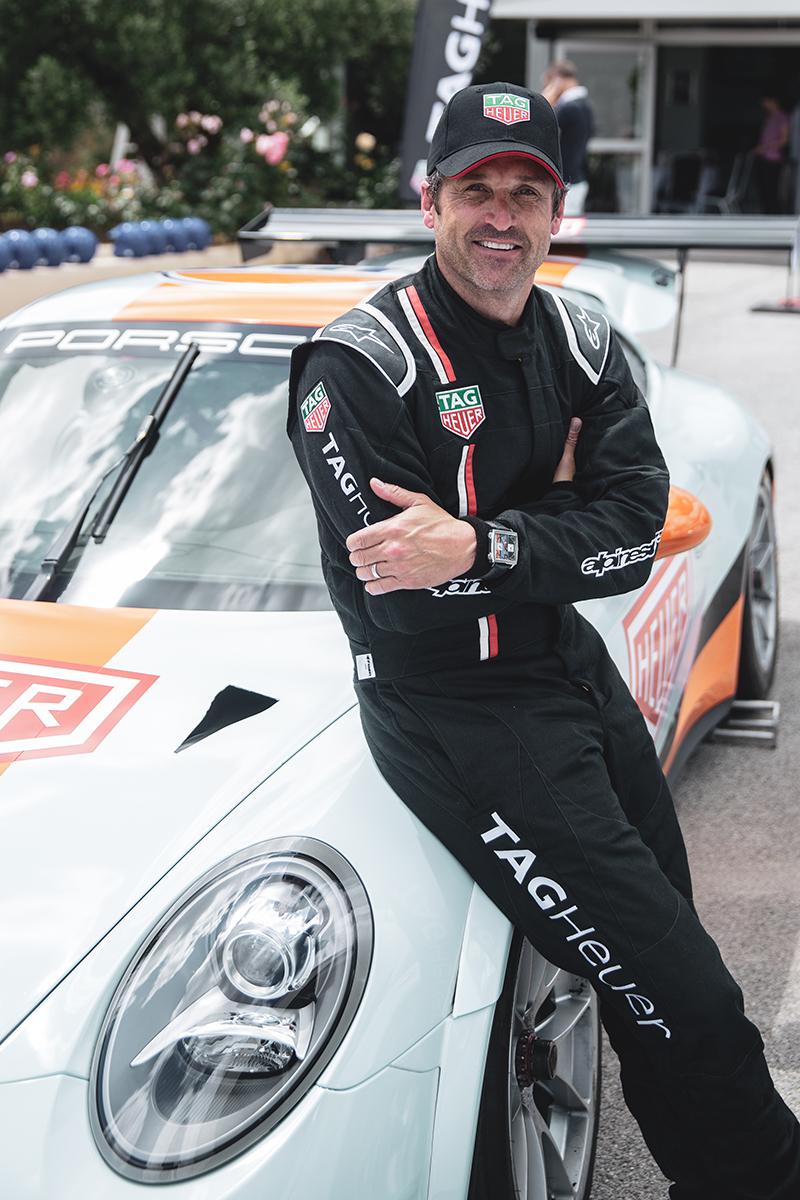 The Monaco Gulf Goes To Le Mans Calibre Magazine