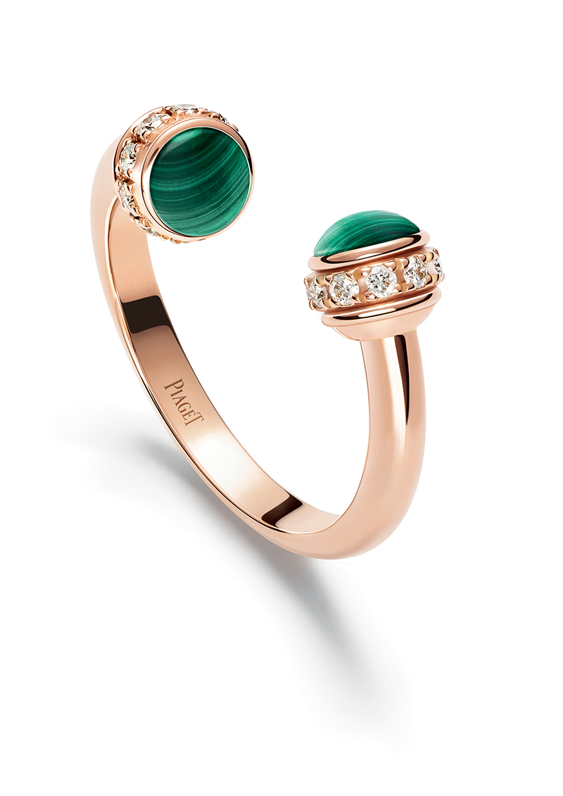 Piaget Possession Open Ring