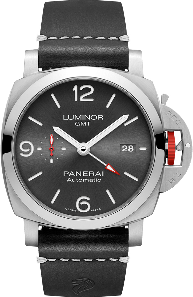 Luminor GMT ION