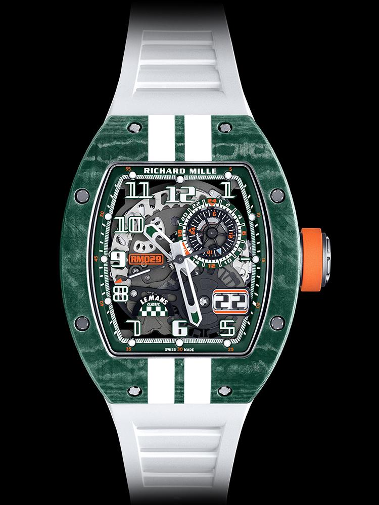 RM 029 Automatic Le Mans Classic