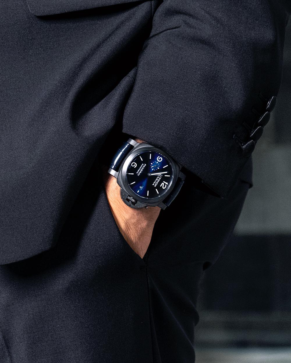 Carbotech Blu Notte